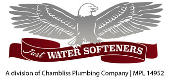 Just Water Softeners Logo
